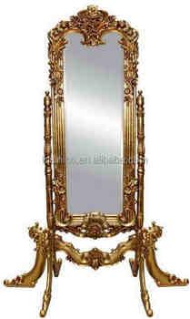 Classical Design Rectangular Decorative Dressing Mirror