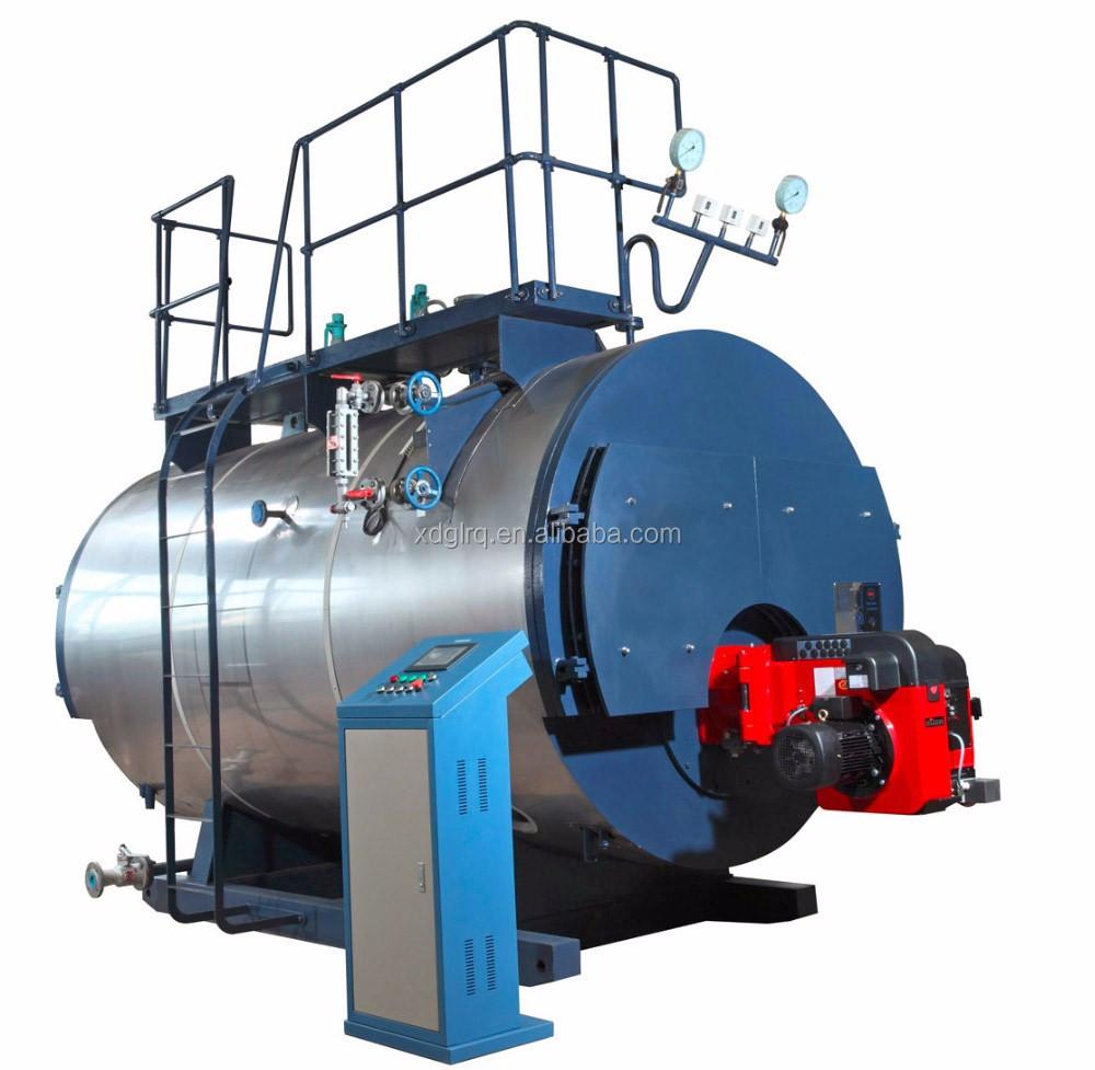 Factory Supply Industrial Oil Gas 500l Steam Boiler,500 Litre Steam ...