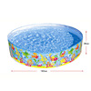 dia180xh35cm 800L adult hard plastic swimming pool
