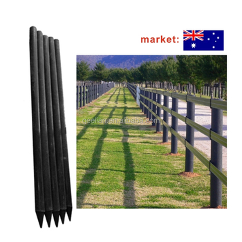 China supplier palisade fence, cheap Euro fence, W or D palisade fence