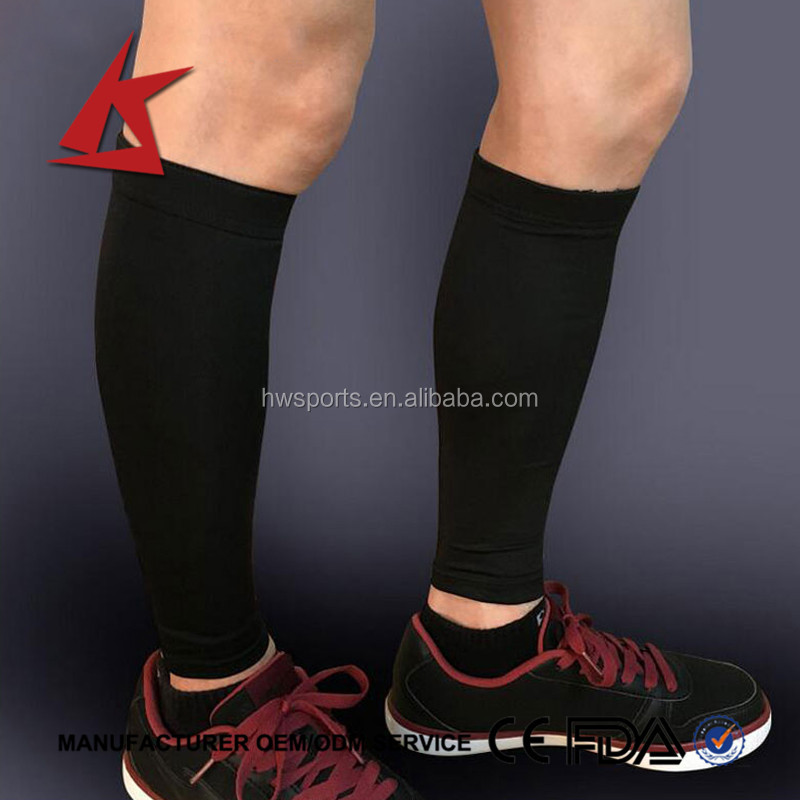 KS-HT005#New style leg slimming brace compression calf sleeve