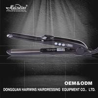 Best style elements pro hair relaxer straightener 2 in 1 hair straighteners titanium flat iron