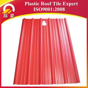 ASAPVC China suppliers construction building roofing shingles plastic roof sheet building materials for house metal roofing