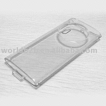 Clear Crystal Case for ipod nano5