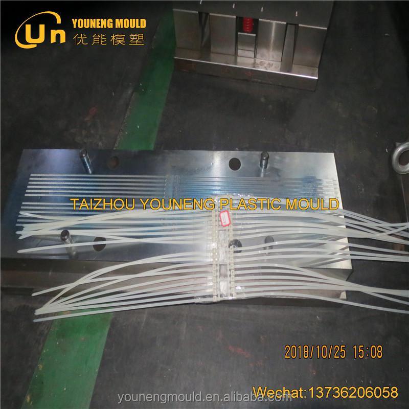 Exquisite verarbeitung starke tragfähigkeit korrosionsbeständigkeit kabelbinder kunststoff-spritzguss