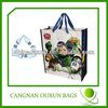Used to be plastic bottle recycle pet tote bag