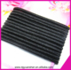 High quality black elastic hair rubber bands ties for girl elastic band human hair ponytail