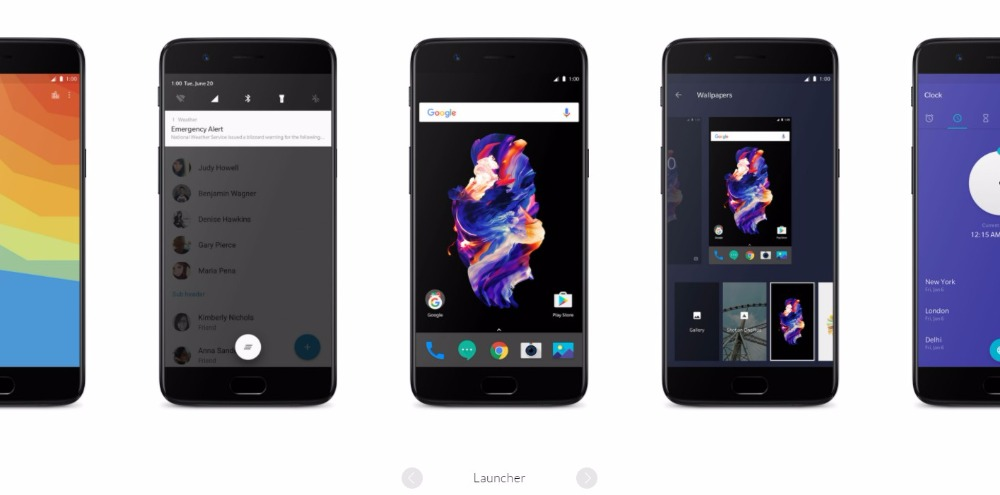 Global Version Oneplus 5 A5000 5.5 Inch FHD 4G LTE Smartphone 6GB 64GB 20.0MP Qualcomm Snapdragon 835 Octa Core OxygenOS
