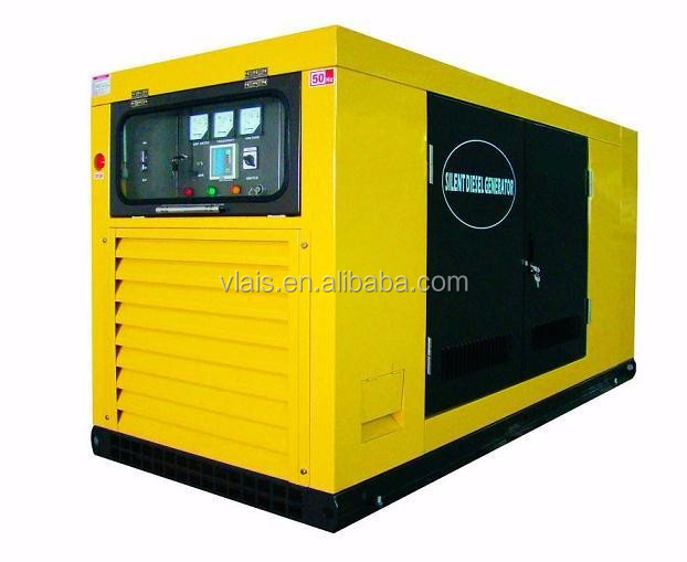 China factory Single/3 phase Wind cooled double muffler low noise 15kva diesel generator for home use