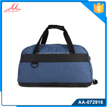 China supplier fashion men canvas travel bag with good quality