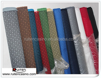Suited Speed Cloth Poker Table Fabric