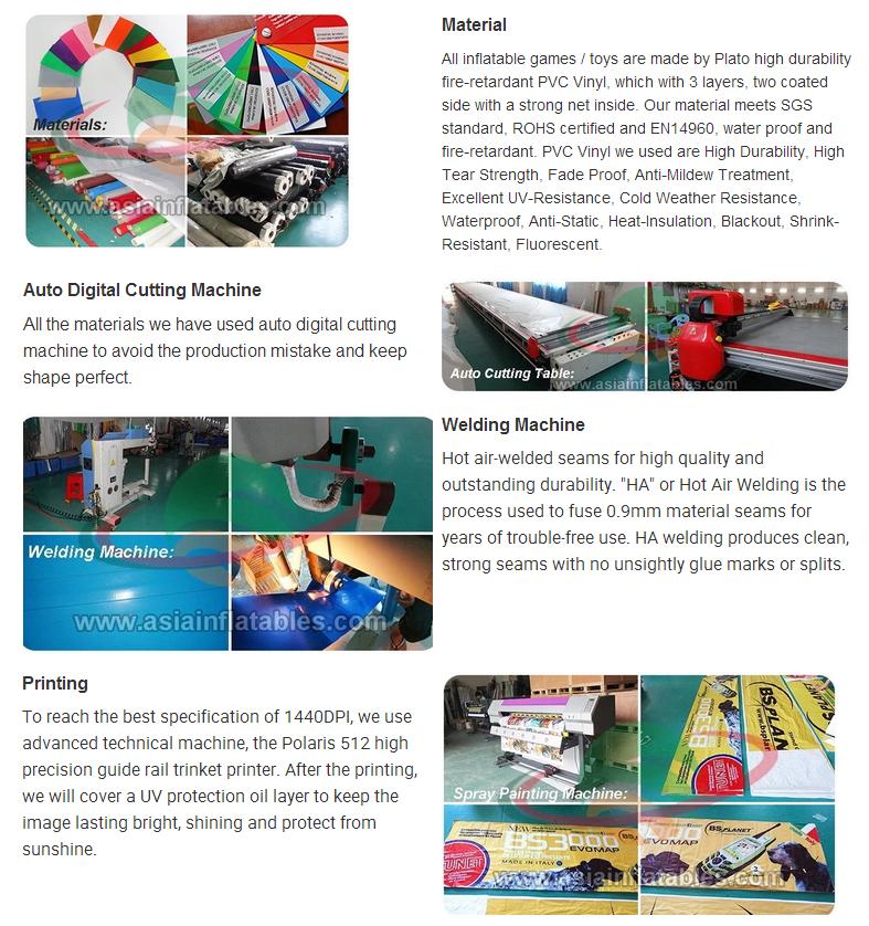 Personalizado remolcable inflable Disco barco juegos de agua de mar