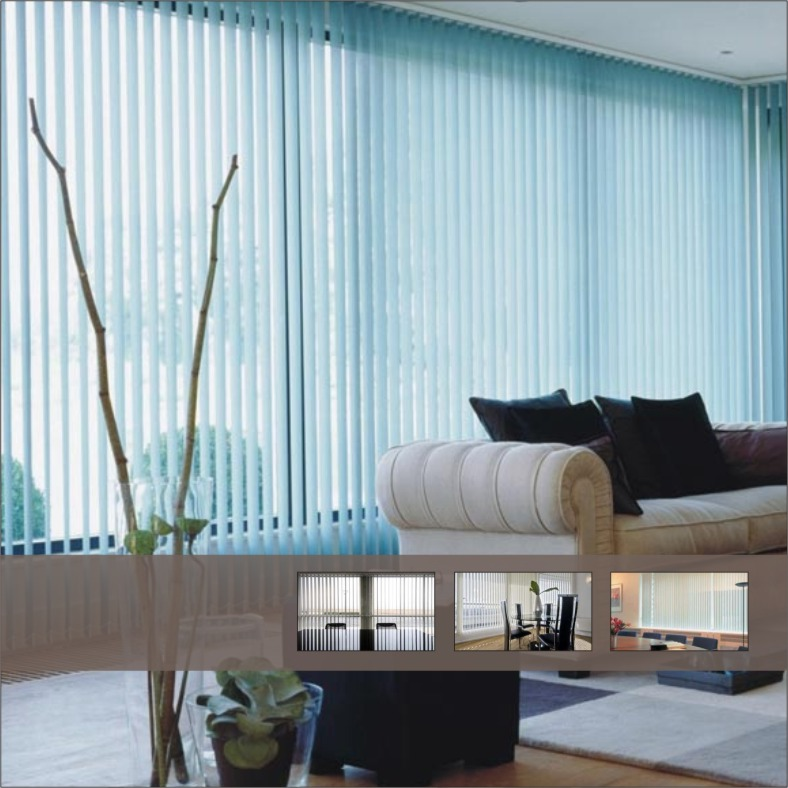wholesale jacquard fabric vertical blinds china