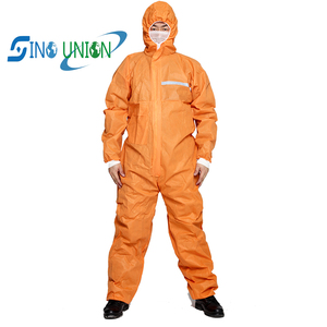 Disposable Nonwoven Lab Coat And Overall