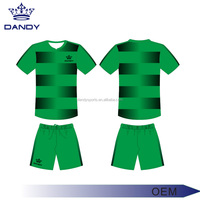 Hot product cheap custom soccer jersey / wholesale team thai quality soccer jersey