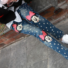 Spring and autumn casual trousers male baby 6-24 months baby boy child can open files 100% cotton casual pants