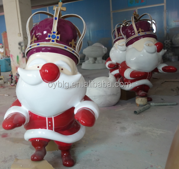 fiberglass christmas outdoor snowman statues resin - Fiberglass Christmas Decorations