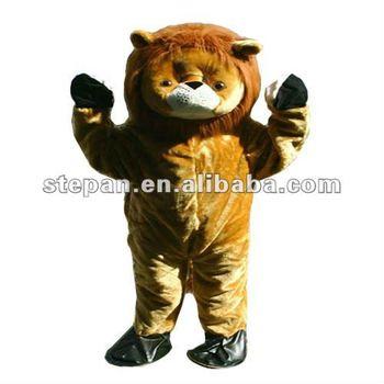 TF-2156 yellow lion costume mascot  sc 1 st  Alibaba & Tf-2156 Yellow Lion Costume Mascot - Buy Yellow Lion Costume Mascot ...