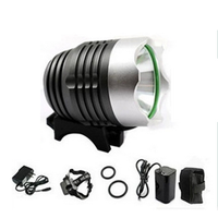 Night Cree XML T6 LED Road Traffic Safety Outdoor Sport 1200 Lumens Mountain Bike Light
