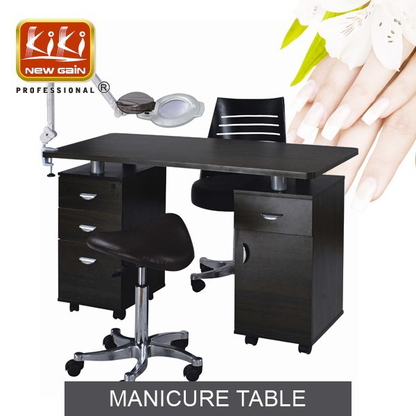 nail salon furniture manicure table salon beauty manicure nail table superior quality nail. Black Bedroom Furniture Sets. Home Design Ideas
