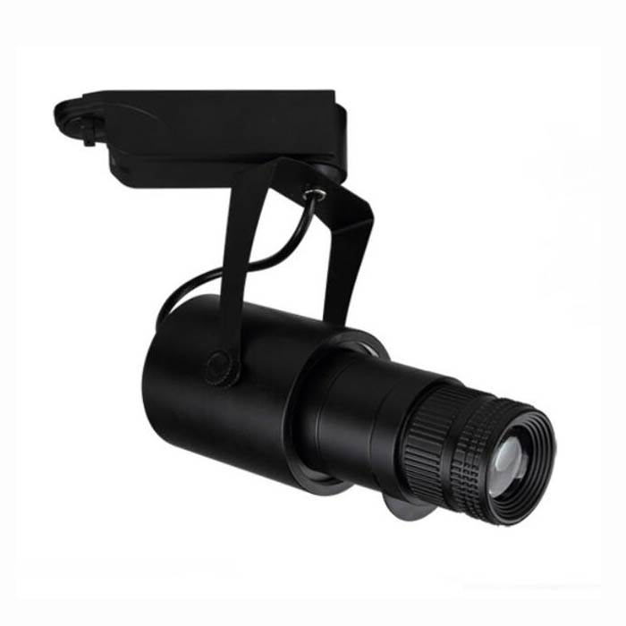 remote control 120 degree dimmable zoom 20W led track light for logo advertising lighting table lighting