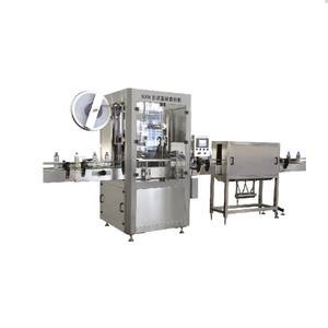 Automatic Tubular Label Packing Machine For bottled water production line with price / cost