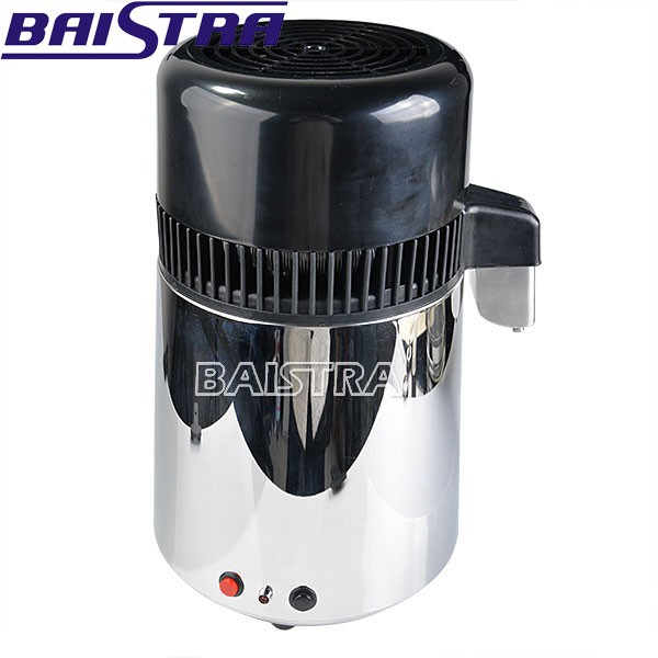 New Design Portable Stainless Steel Laboratory Water Distiller