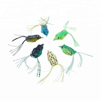 soft frog lure fishing in stock soft Frog lure