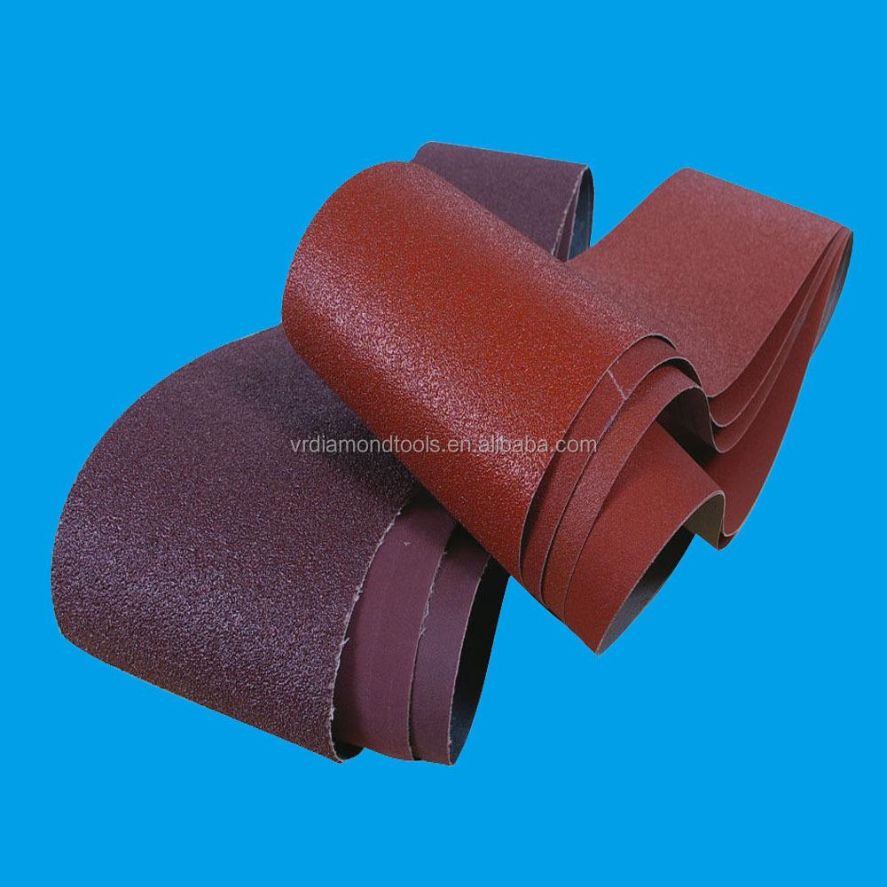 China Factory Kx167 Abrasive Belt Type Sanding Belt For Abrasive ...