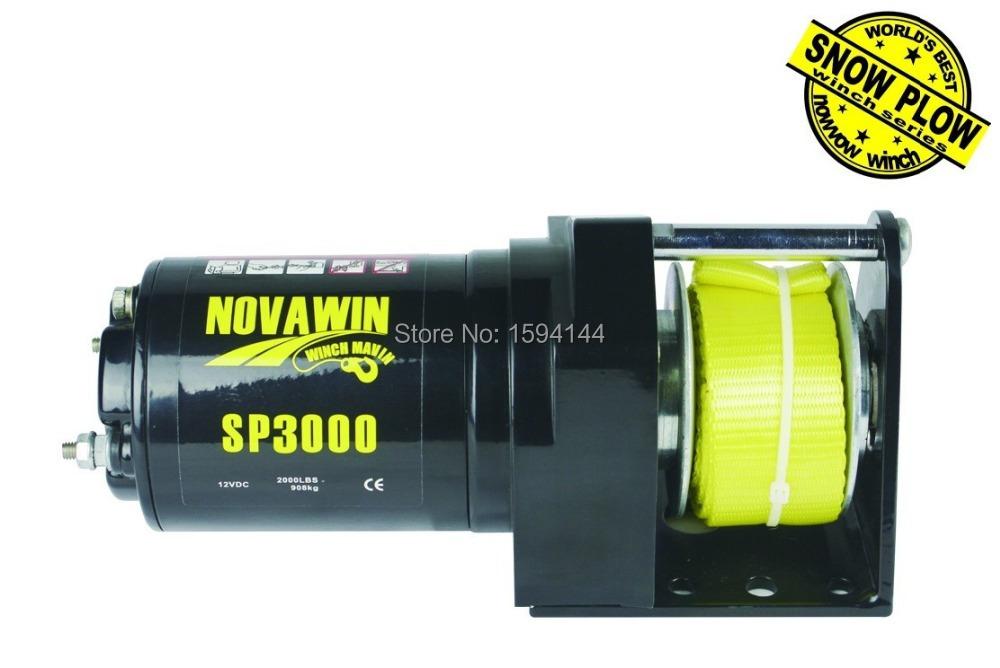 2015 Hot Sale Mini 12v 600kgs 3000lbs Electric Snow Plow