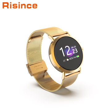 Outdoor Mens Sports Watch 2019 Big Color Screen Display Multi Dial Smart Reminder Waterproof Smart Watch