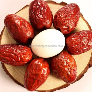 Sweet flavor healthy chinese dry red dates
