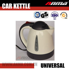 Mini stainless steel 12v car electric kettle