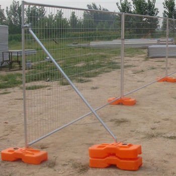 Temporary Metal Fence Panels Temporary Fence Stands