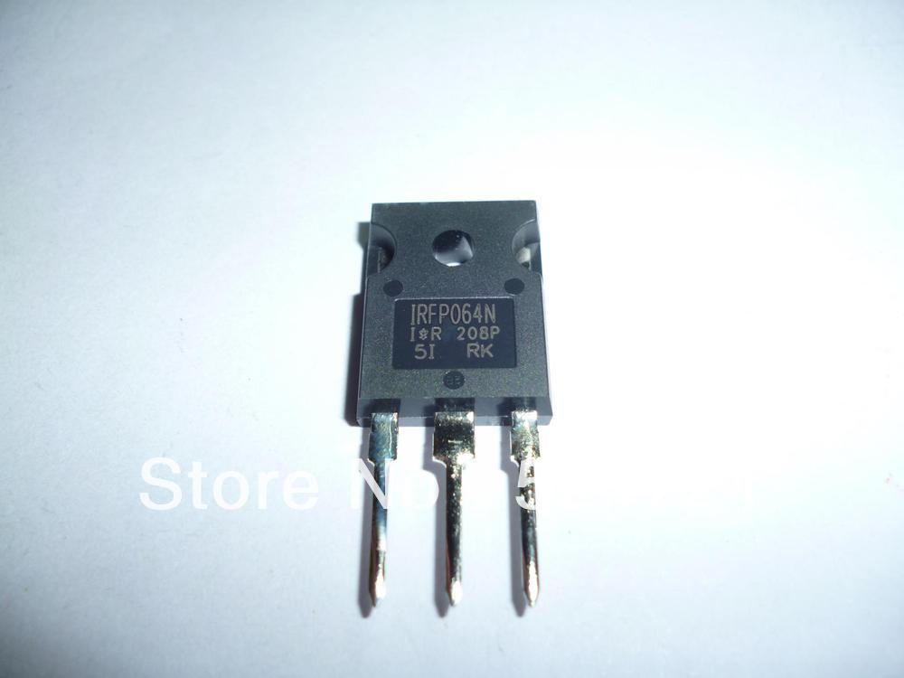 IRFP064N  TO-247  IR  N-channel MOSFET  (20 pieces/lot)