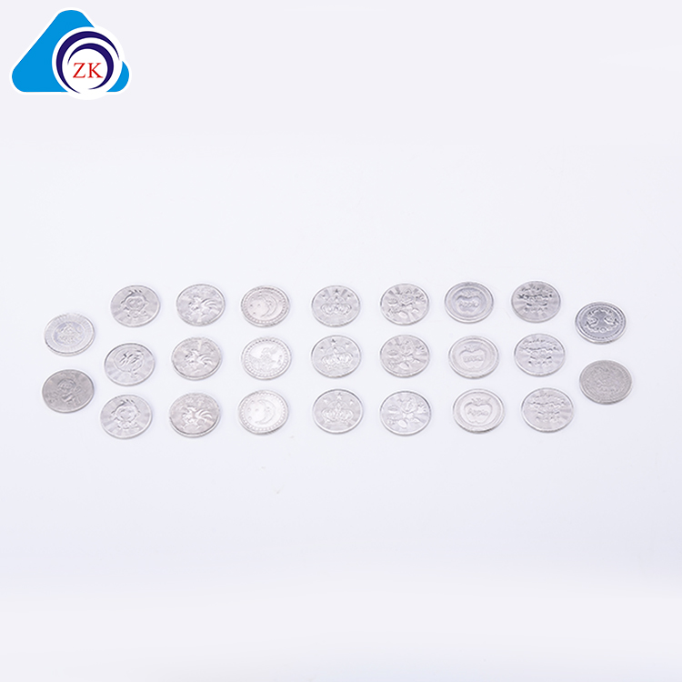 Manufacturer Custom Vending Machine Customize Tokens,Token For Vending Machine