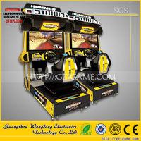 COOL! race car racing games/ car racing slot machine for sale