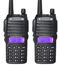 Atacado Uhf Vhf <span class=keywords><strong>Rádio</strong></span> China 8 W Baofeng Dual Band Walkie Talkie 128 canais <span class=keywords><strong>2</strong></span> <span class=keywords><strong>Rádio</strong></span> Bidirecional UV-82