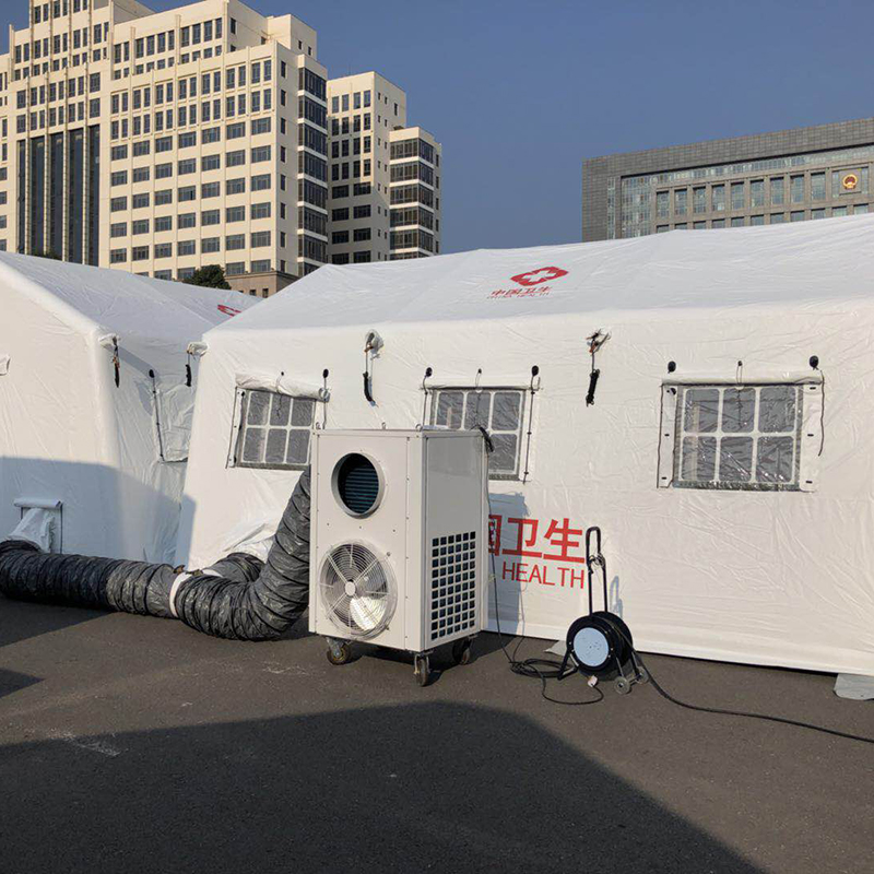 portable HVAC solutions for military tent sale