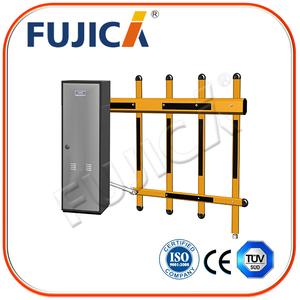 Malaysia RFID Fencing Barrier Gate for car parking system