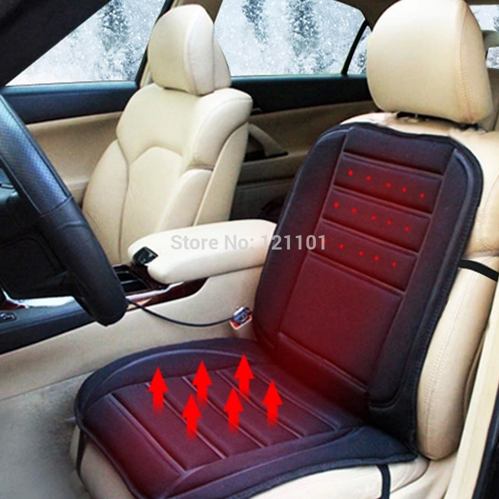 2016 Hot Winter Car Covers Pad Car Seat Cushion Electric