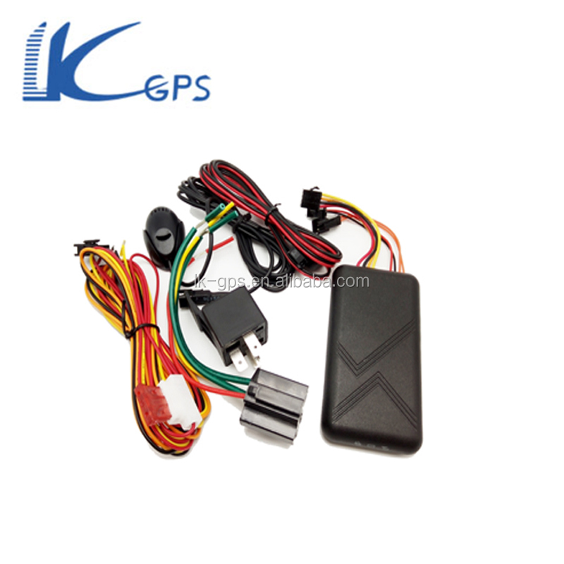 LK206 gps tracker with engine shut off for motorcycle 3G
