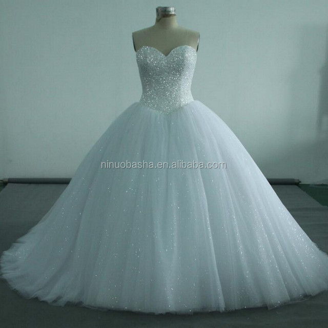 Buy Cheap China wedding gowns with beaded top Products, Find China ...