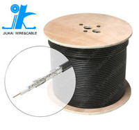 leaky feeder coaxial cable