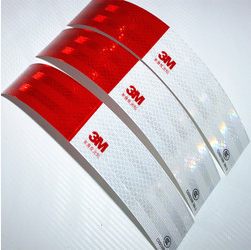 3M clear reflective adhesive tape 50mm/55mm*50meter