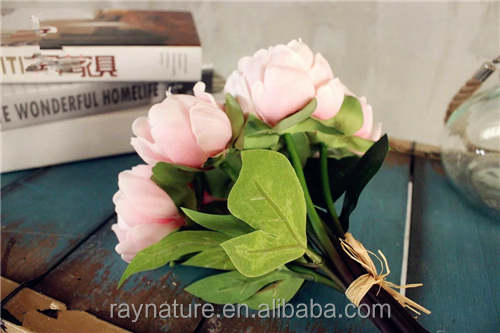 Alibaba express Quality Choice real touch peony