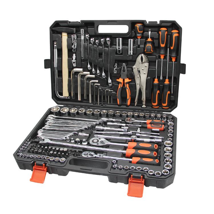 150 шт. Инструменты для ремонта/новый стиль/хром-ванадиевый/набор инструментов