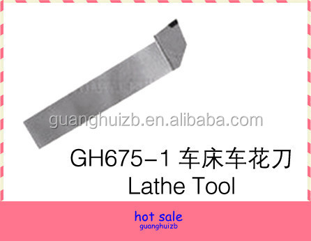High Quality Tungsten Carbide Blade/Knife Lathe Tool