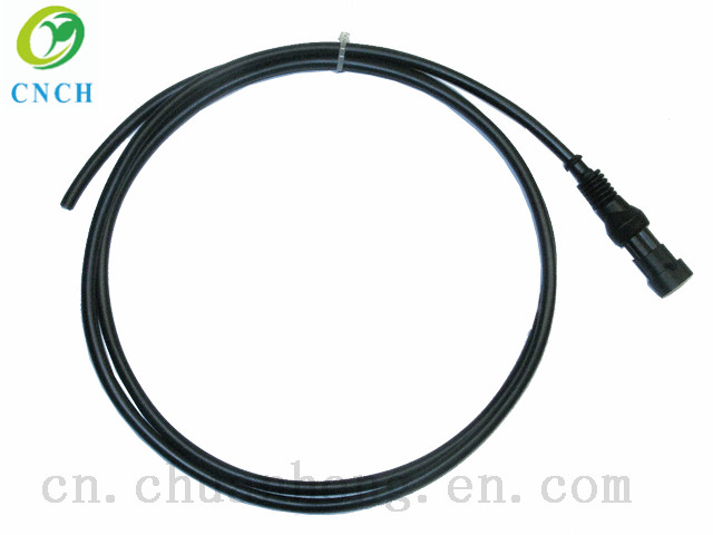 CNCH AMP Tyco Superseal 2 pole pin cnch amp tyco superseal 2 pole pin rubber grommet kink cable lapp 2 pole wiring harness at panicattacktreatment.co