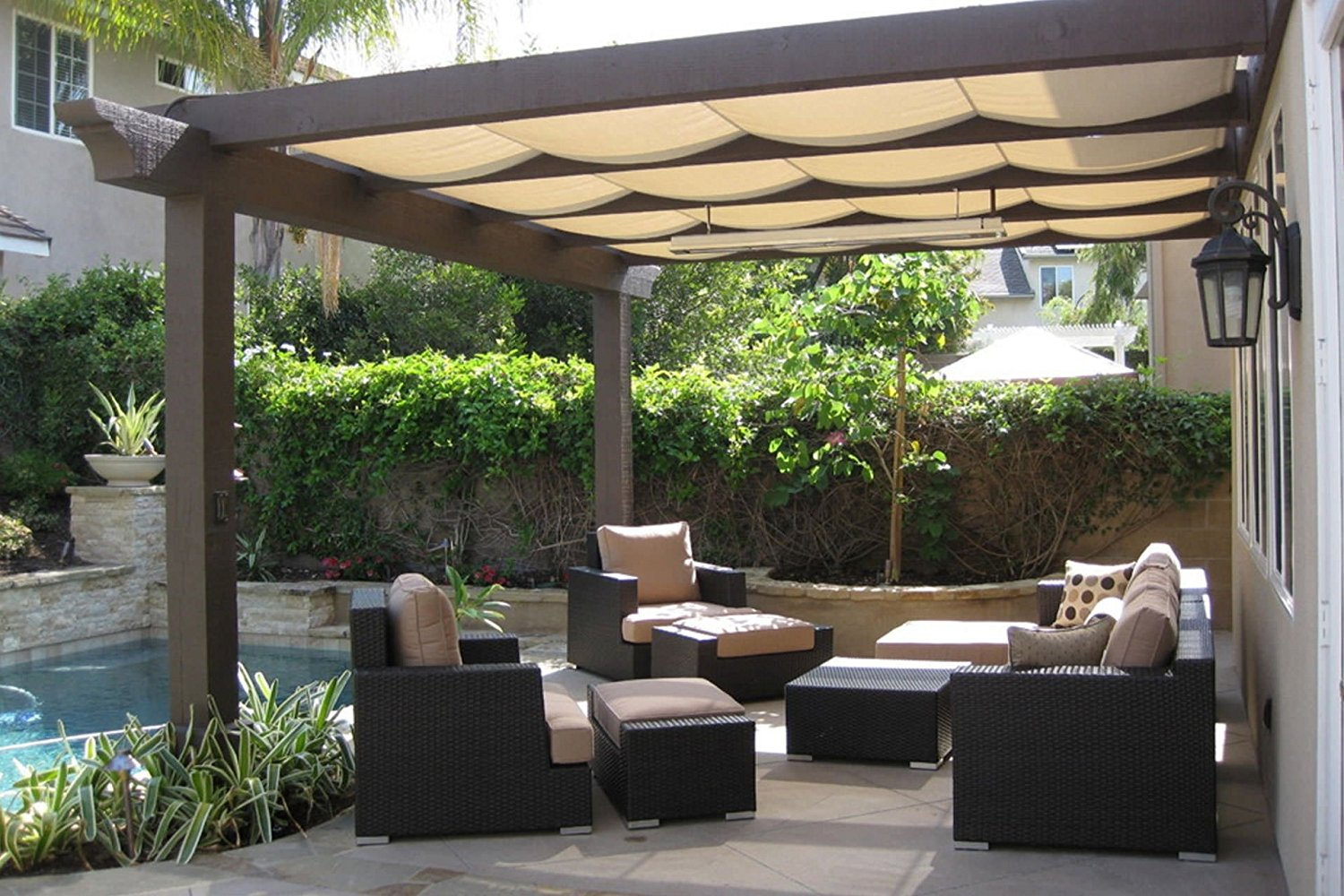 Cheap Pergola Fabric Shade Find Pergola Fabric Shade Deals On Line